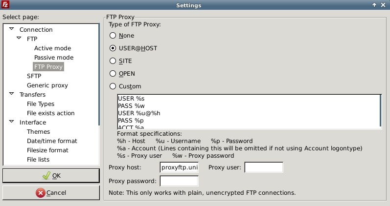 connect:privata:ftp-proxy [Area dei Servizi ICT - Documentation]
